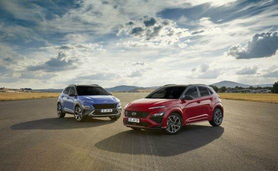 Hyundai Kona: Ανανεωμένο και με νέα έκδοση N Line