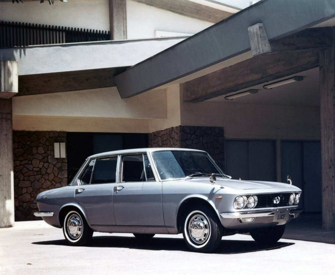 Τα χρώματα της Mazda ήταν πάντα ξεχωριστά!