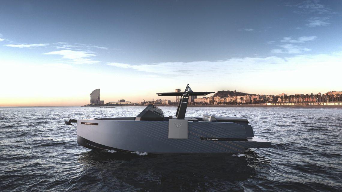Όταν η Cupra συναντά το De Antonio Yachts D28 Formentor