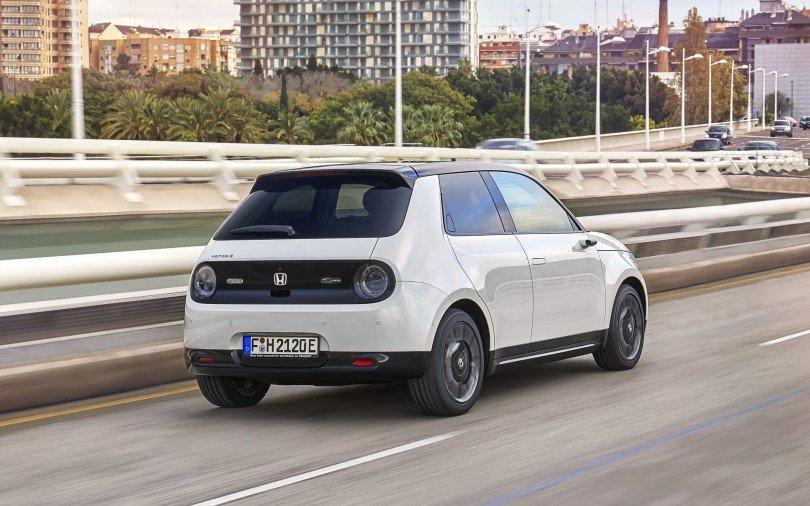 Honda e: Θρίαμβος στα World Car Awards 2021