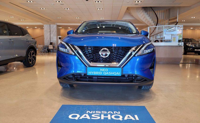 Το νέο Qashqai στις εκθέσεις της Nissan!