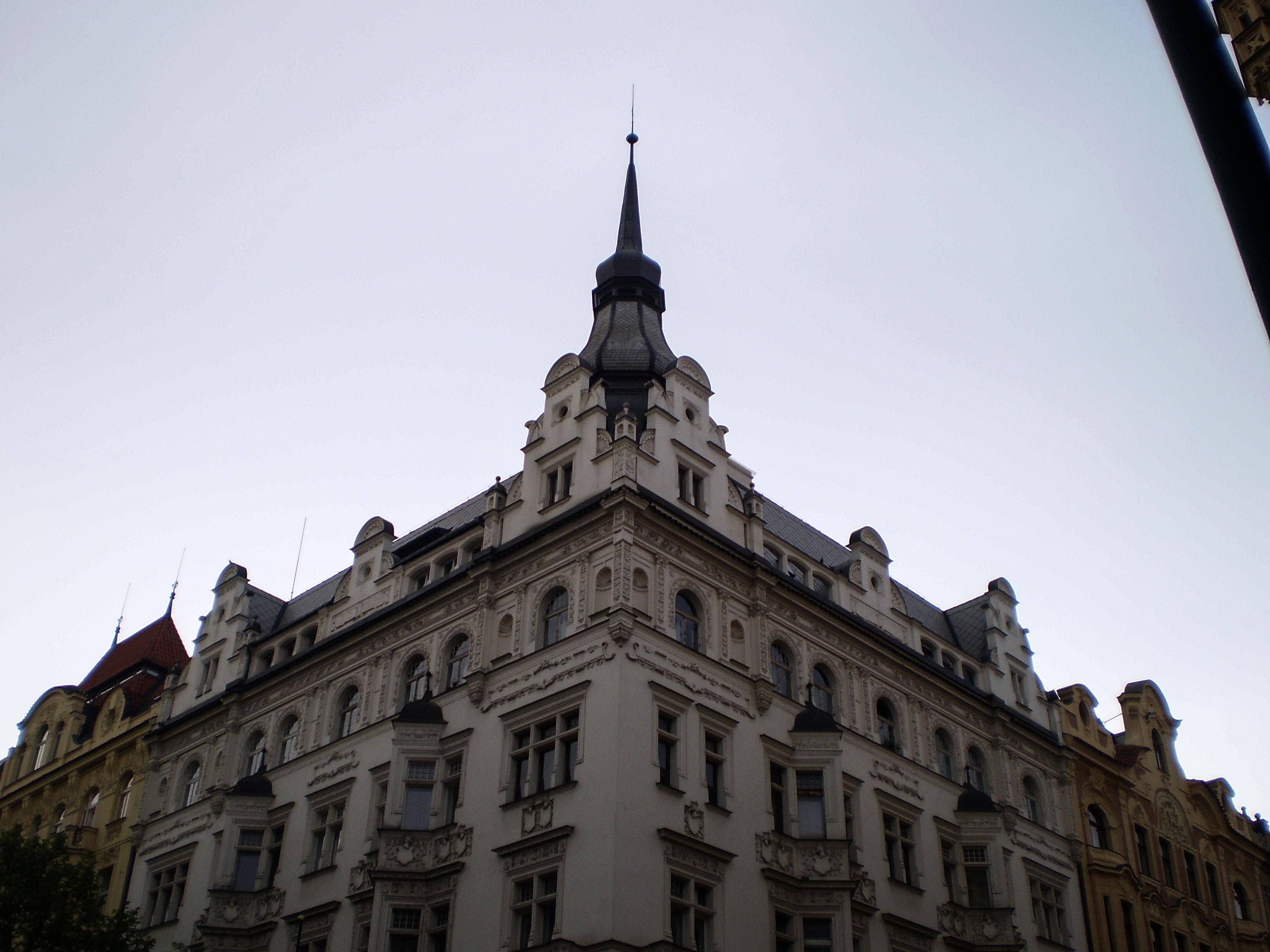 κτίριο της Παλιάς πόλης