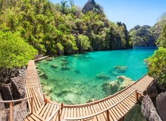 Kayangan Lake in Coron