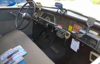 Taxi - Interior
