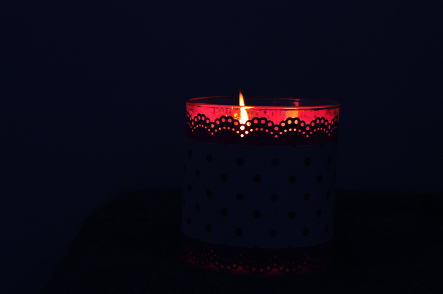I Try DIY | Dressed Up Candle!