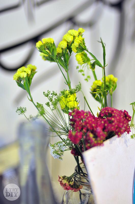 I Try DIY | The Art of Pressed Flowers Workshop
