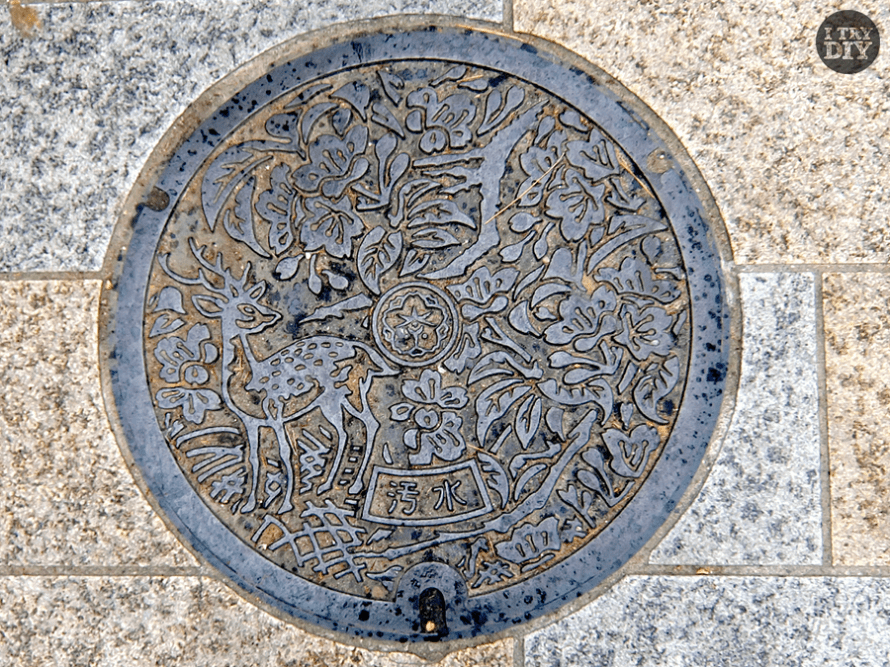 I Try DIY   Snapshots from Japan: Look Down!