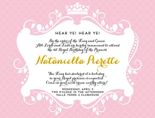I Try DIY | Princess Nataniella Pierette's First Royal Bash!