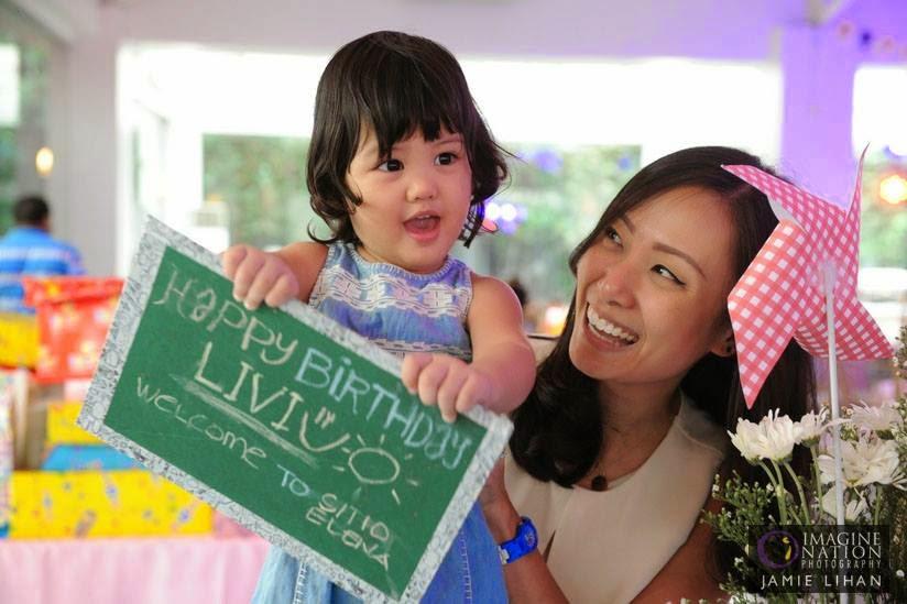 I Try DIY   Livi's 2nd Birthday Picnic Party