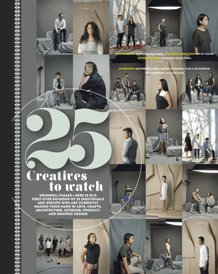 I Try DIY | Real Living PH's 25 Creatives to Watch