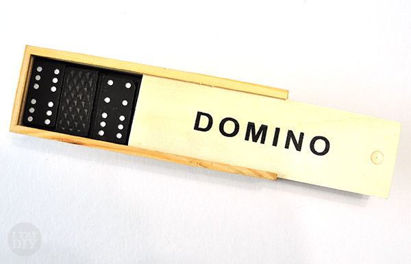 I Try DIY | Refrigerator Games: Magnetic Dominoes