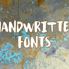 Handwritten Fonts by Mikko Sumulong