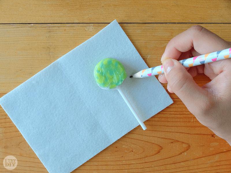 I Try DIY | Halloween Ghost Lollipop Covers