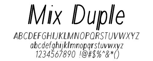 Mikko-Sumulong-Fonts-Mix-Duple