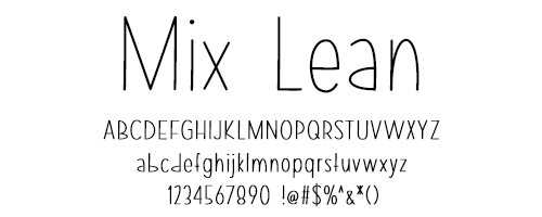 Mikko-Sumulong-Fonts-Mix-Lean