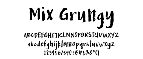 Mikko-Sumulong-Fonts-Mix-Grungy