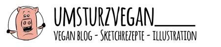 umsturzvegan wird zu it's a thing Blog - altes Logo