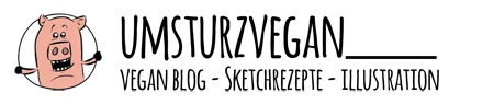umsturzvegan wird zu it's a thing Blog - altes Logo