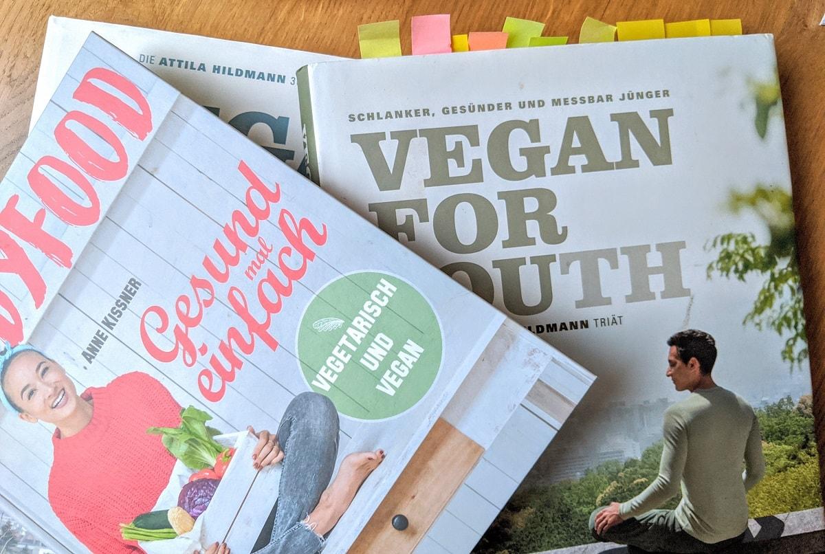 Wohlfühl - Challenge - Vegan - Sport - Ernährung - Start 2020 Kochbücher