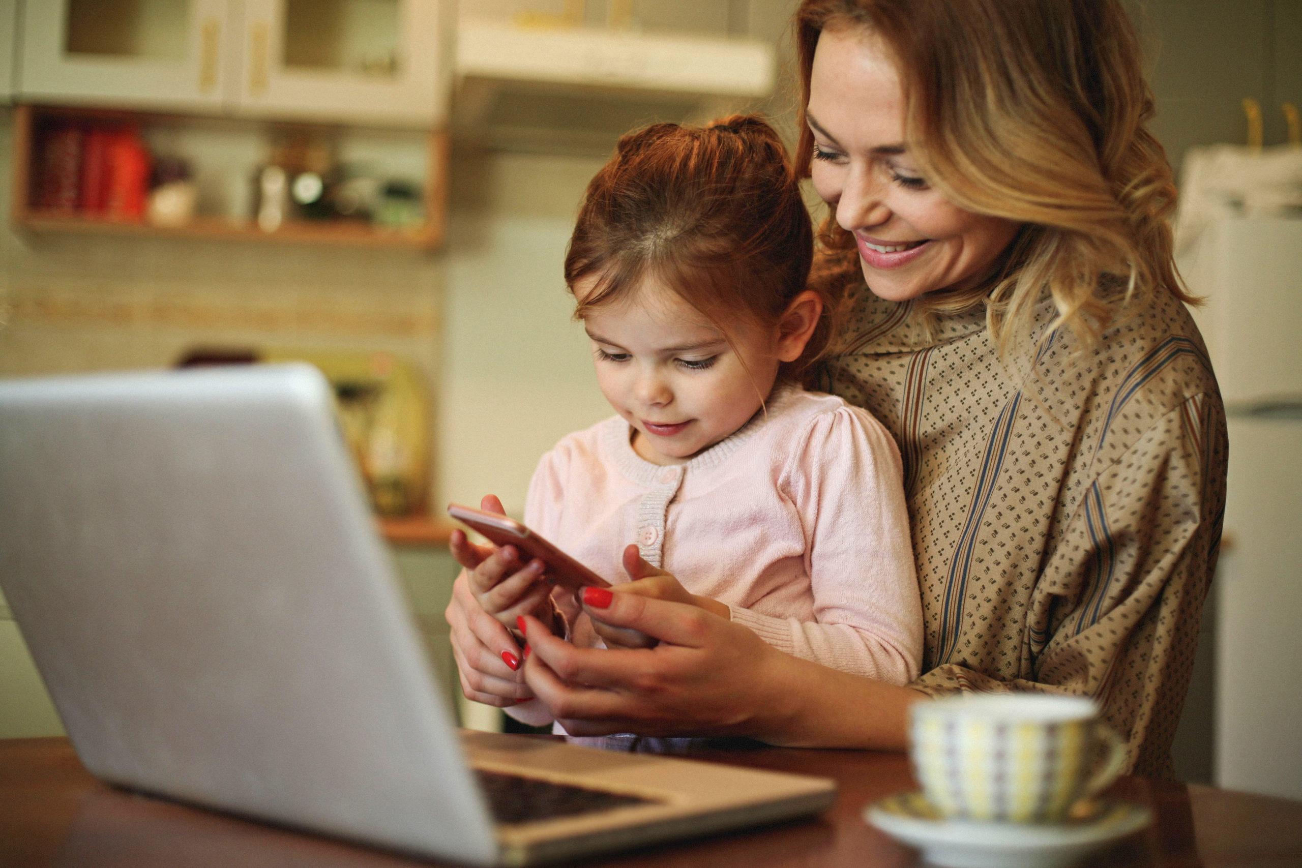 Job und Familie unter einen Hut bringen