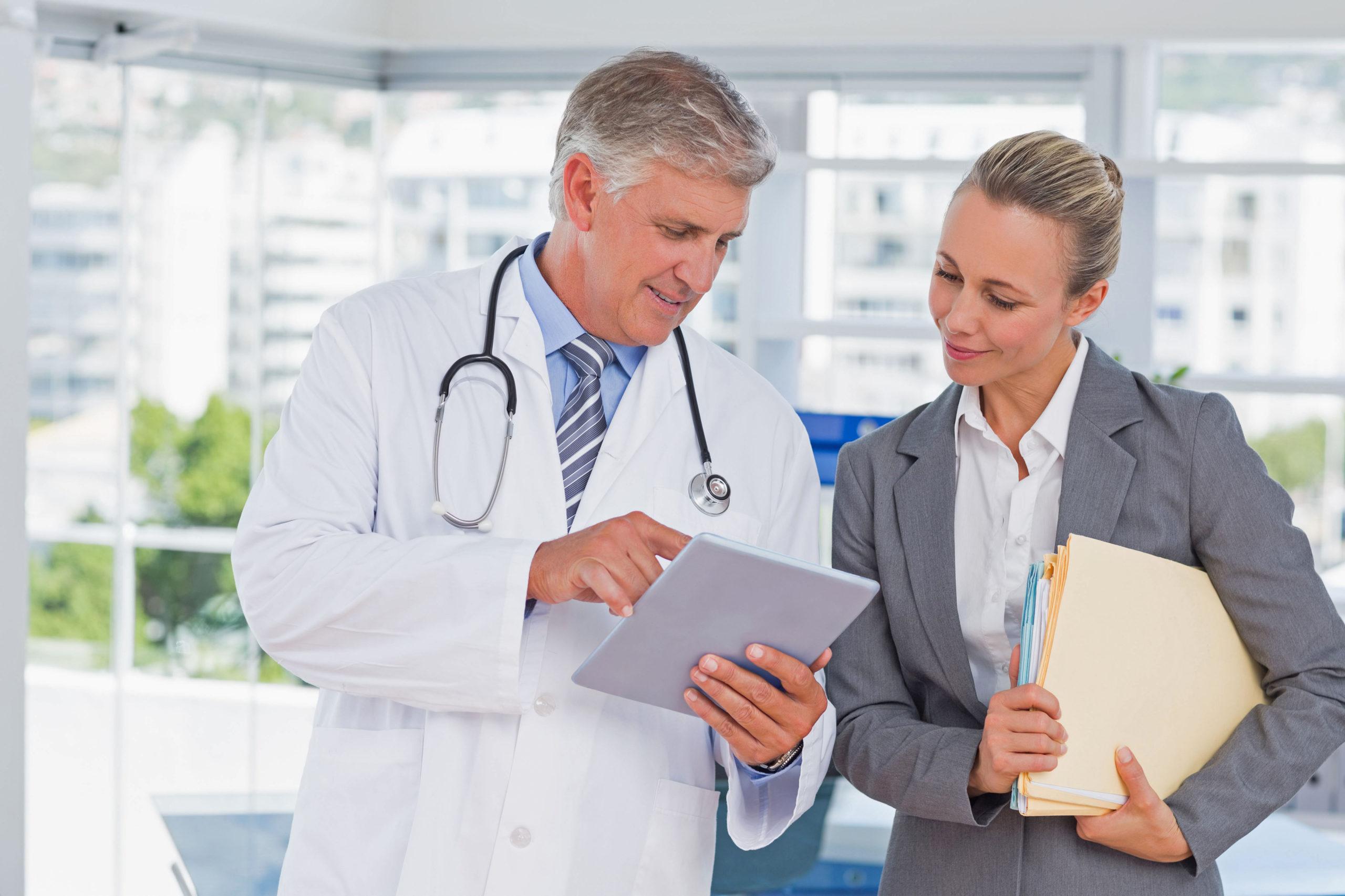 Der Arzt wird zum Gesundheitsmanager
