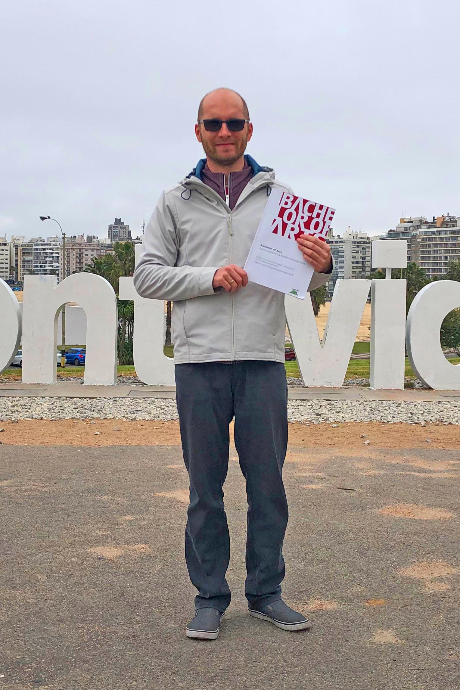 Fernstudiengang in Ecuador
