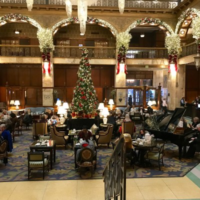 A Night at The Brown Palace