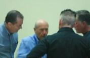 David W Allan and 3 men