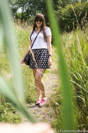 fat face, style post, shorts, print, summer, fashion, style, fashionista barbie