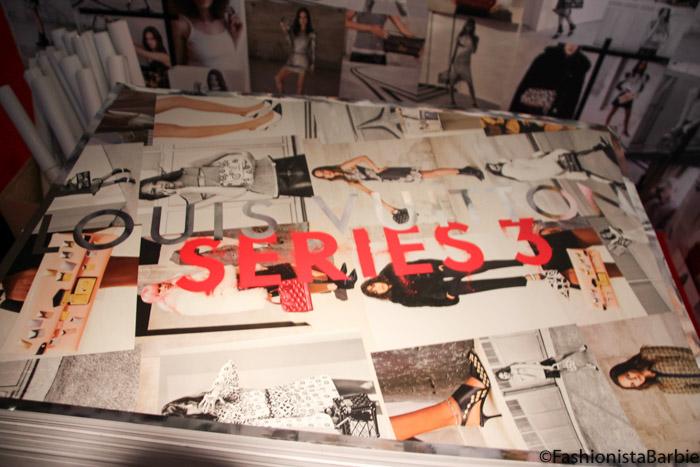 Louis vuitton series 3, LV, louis vuitton, Nicholas Ghesquière, exhibition, fashion, art, London