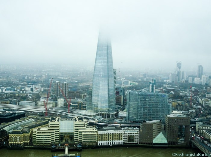 sky gardens,london