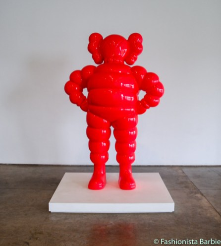 KAWS, Yorkshire Sculpture Park, Art, Modern Art, Lifestyle Blogger
