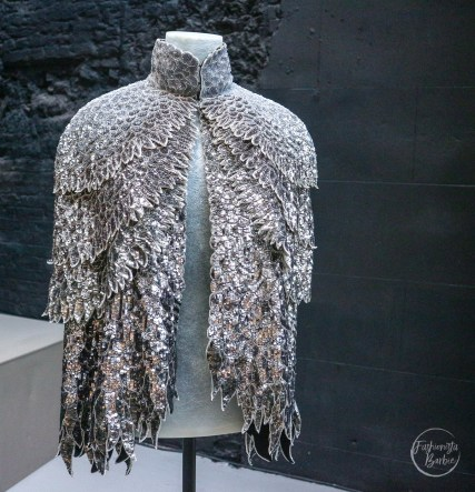Burberry, Makers House, Henry Moore, Burberry Makers House, London Fashion Week, LFW, fashion, exhibition, catwalk, runway, designer, capes, art, burberry trench coat