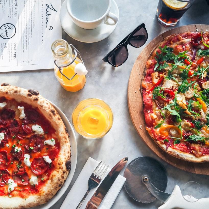 luben pizza, luben, folkestone, kent, pizza, where to get pizza in folkestone, food, lifestyle blogger, fashionista barbie