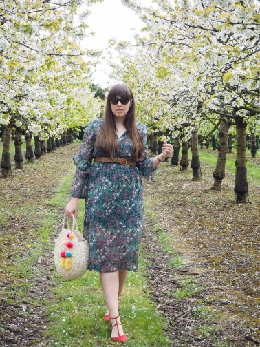 Brodgale Collections, Blossom, Blossom Season, Asos, Kent Blogger, Visit Kent, Fashion Blogger, UK Fashion Blogger, Blogger, Basket Bag, Primark Fashion, Primark Style