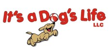 It's a dogs life logo
