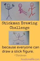 Stickman Drawing Challenge #31stickmen