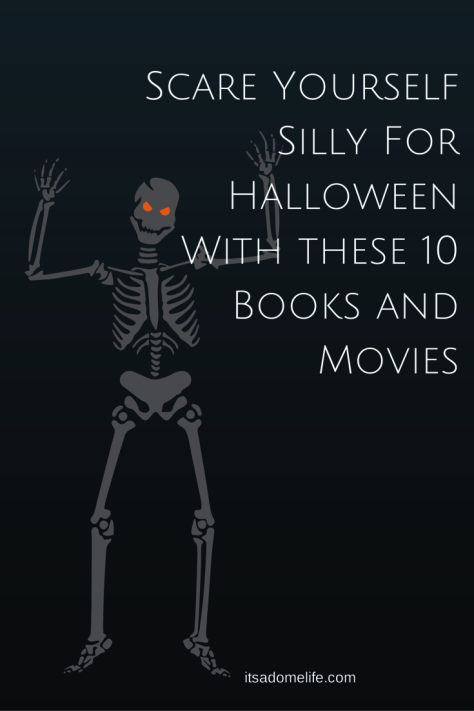 Scare Yourself Silly For Halloween With