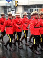 Canadian Mounted Guard