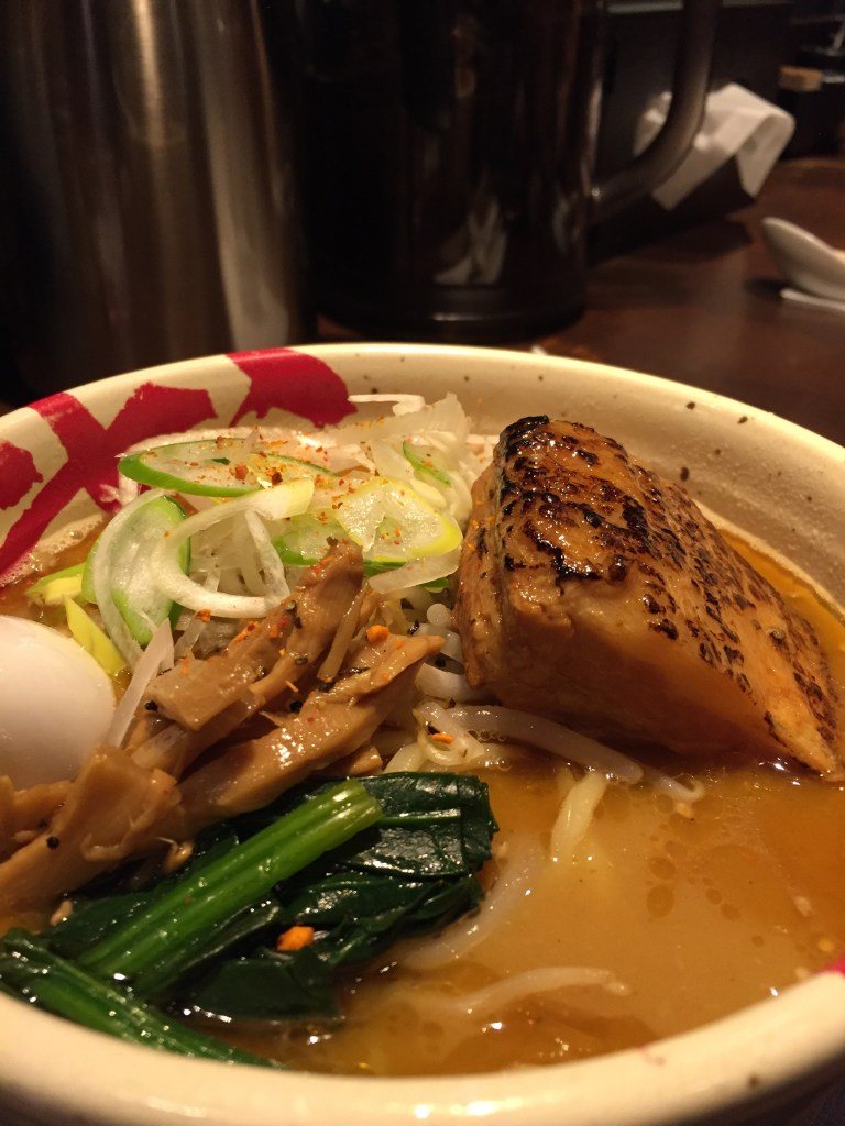 pork belly ramen japan