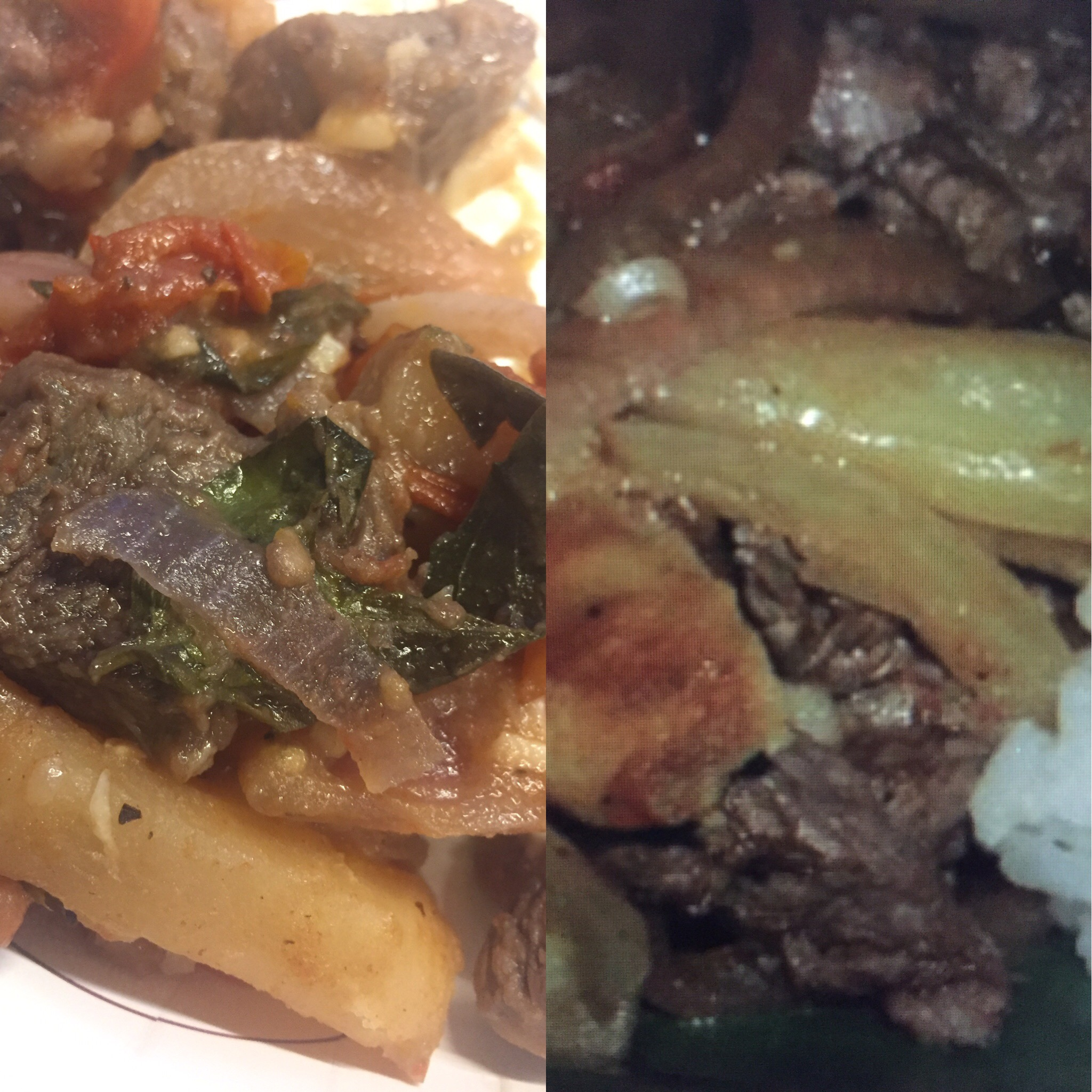 our recipe lomo saltado vs genius kitchen