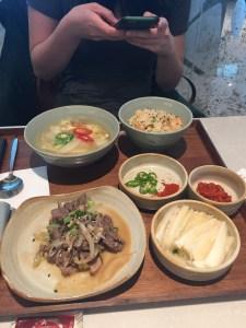 korean bulgogi soon tofu