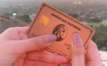 american express rose gold premier credit card