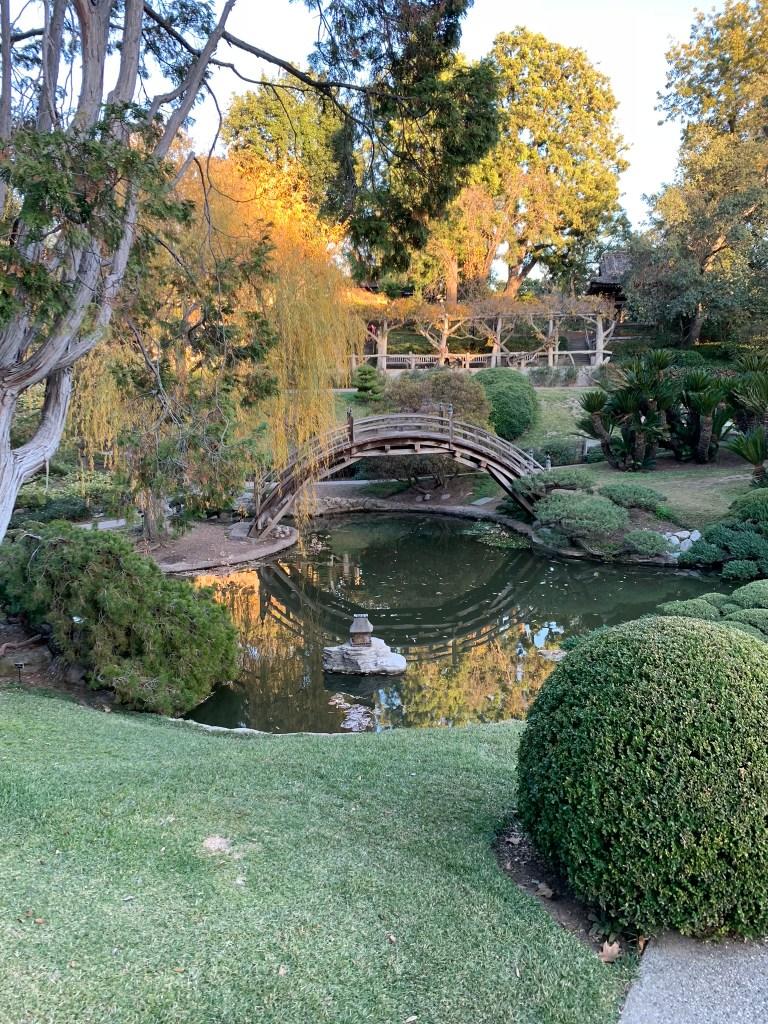 huntington garden bridge top gardens to visit