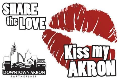 kiss my akron