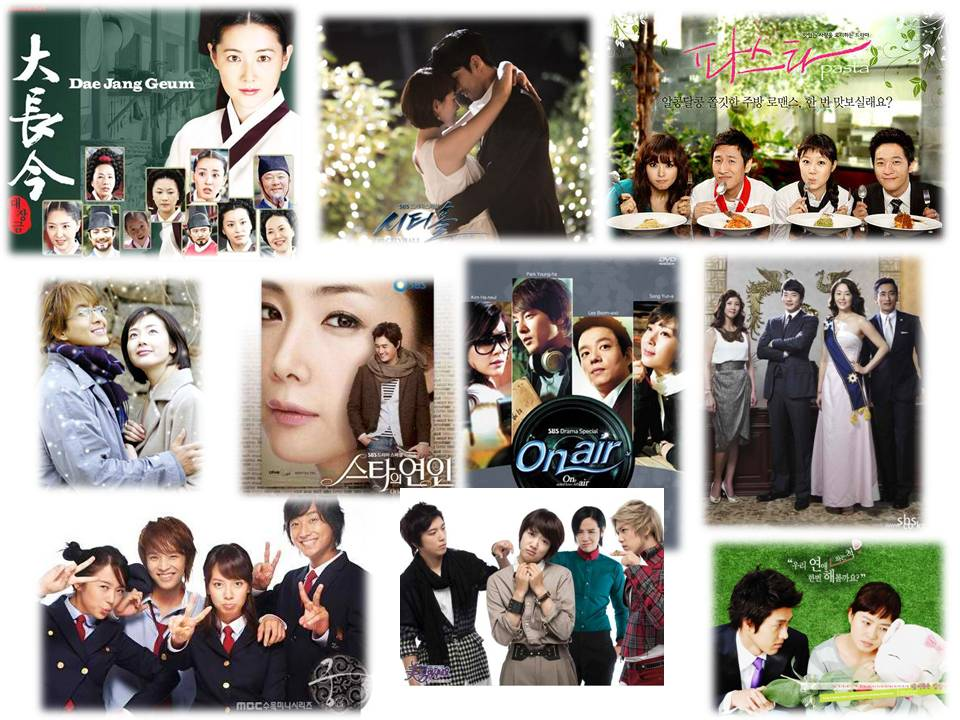 My Korean Drama List (Top 10 and Others)