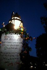 The Haunted Mansion, Halloween Decoration, Disneyland