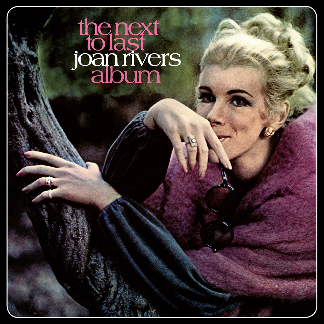 OUT-OF-PRINT FOR MORE THAN 45 YEARS, THE NEXT TO LAST JOAN RIVERS ALBUM CONFIRMED FOR RECORD STORE DAY RELEASE FROM STAND UP! RECORDS