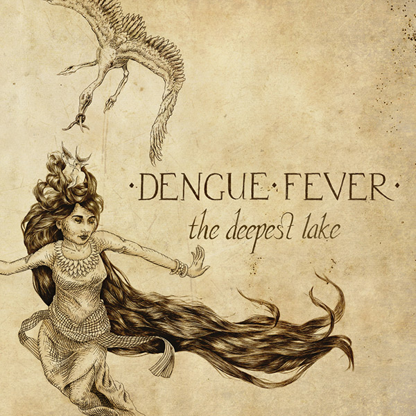 BURGERAMA + DENGUE FEVER AT THE OBSERVATORY THIS SUNDAY IN SUPPORT OF THE DEEPEST LAKE