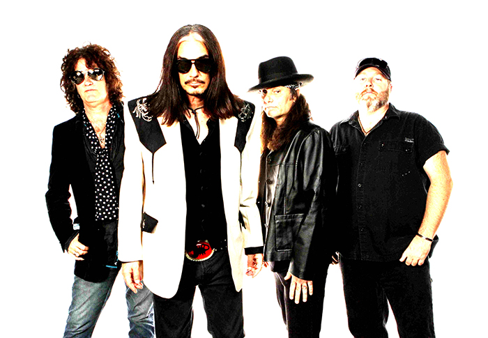 THE MOJO GURUS SIGN TO RED RIVER ENTERTAINMENT FOR THEIR LABEL DEBUT THIS FALL – GET READY FOR SOME 'REAL' ROCK AND ROLL!